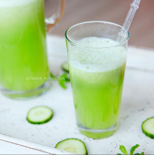 огурчный лимонад