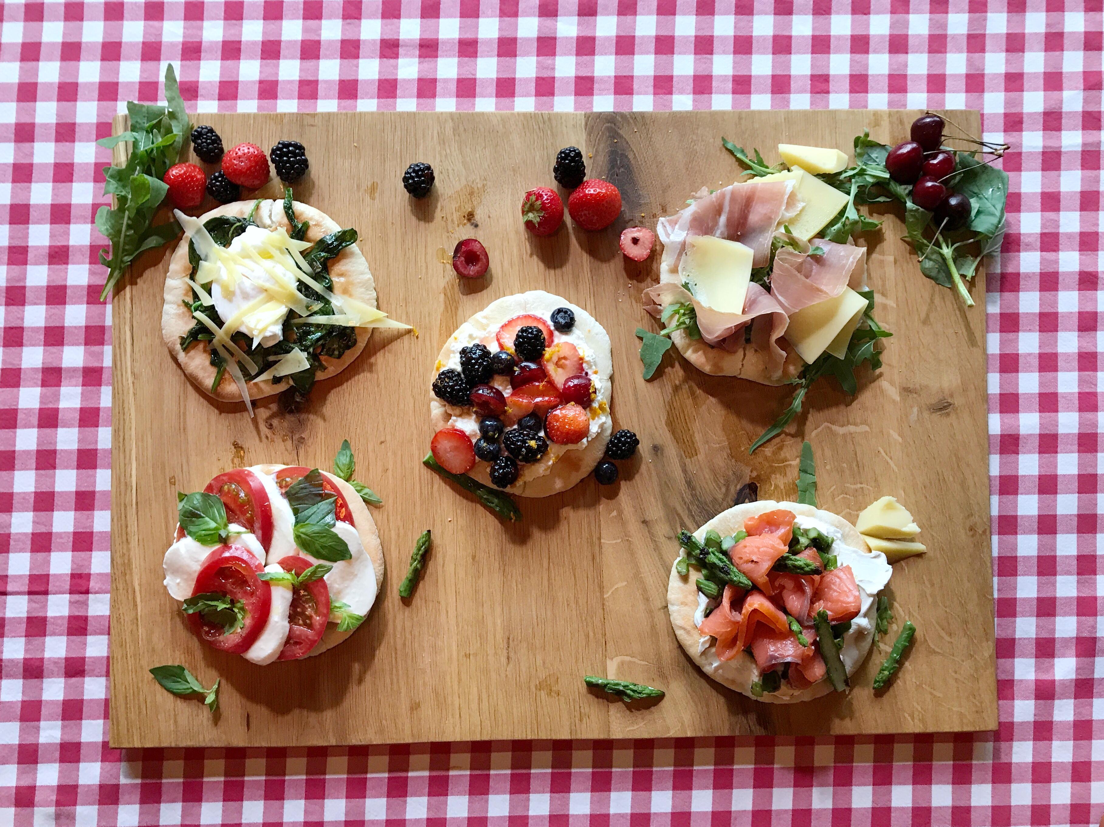 5 быстрых завтраков или перекусов