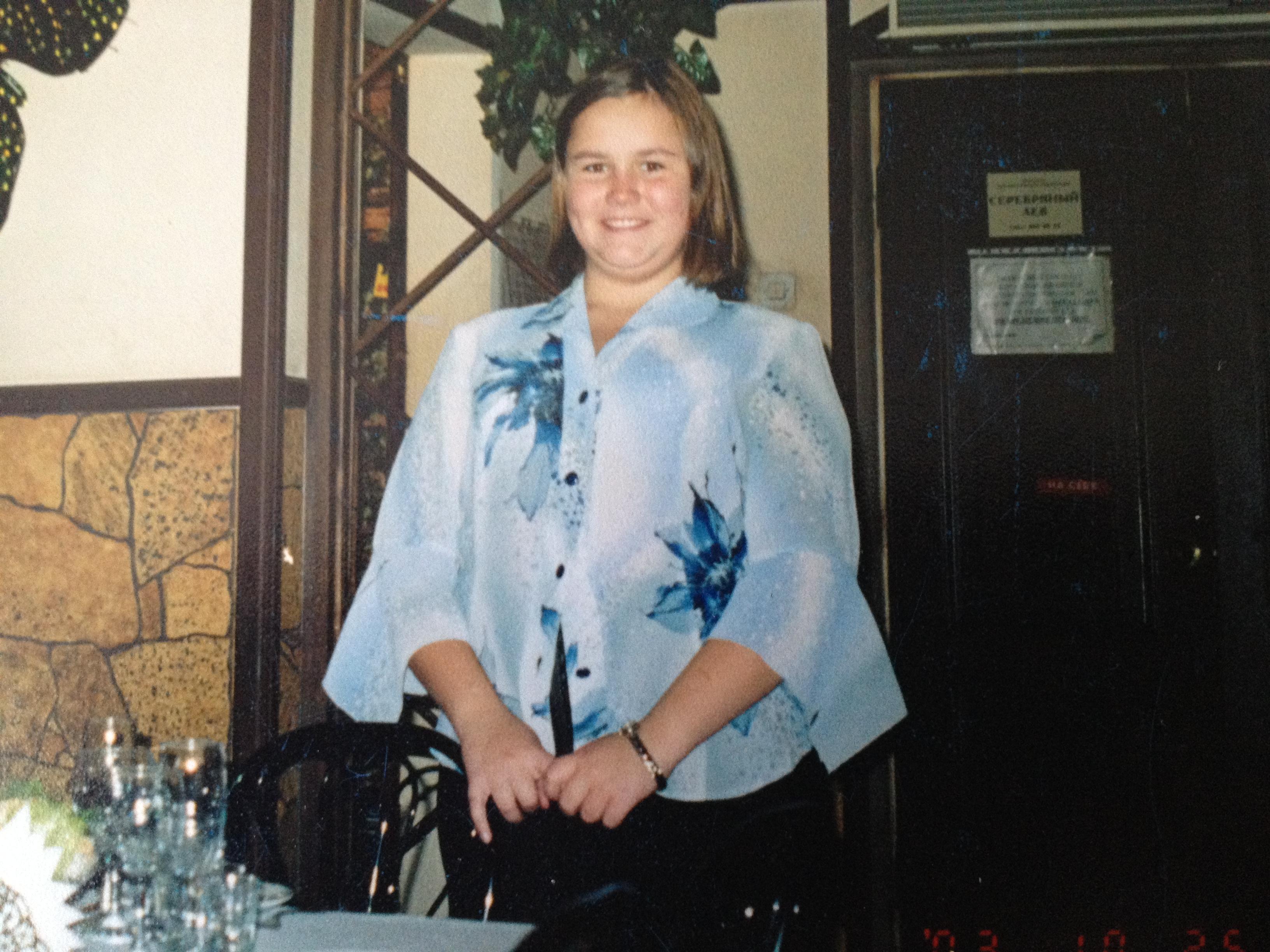 Татьяна Рыбакова: «В14 лет явесила 105 килограммов ипредставить немогла, что буду помогать похудеть другим людям».